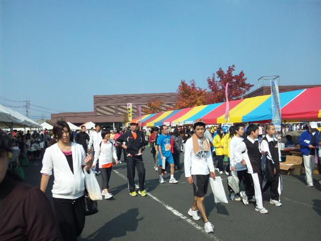 第6回 島根なかうみマラソン【安来市】