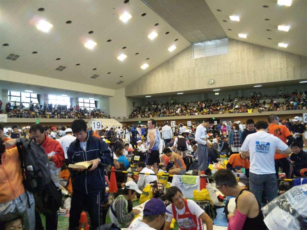 福知山マラソン、やっとこさベスト更新